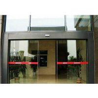 天津红桥区安装电动玻璃门,厂家定制钢化玻璃门低调奢华