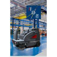 市政环卫使用重庆驾驶式全自动扫地机合适吗/高美扫地机S1500