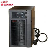 新疆山特C2KS山特UPS电源在线式需外接蓄电池