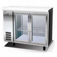 panasonic/松下卧式玻璃门冷柜 BR-1261CP 卧式保鲜柜 操作台