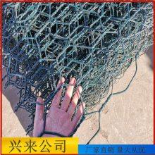 铅丝石笼护坡 格宾网笼 镀锌石笼网供应
