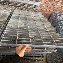 包头格栅板 格栅板材料 下水道钢格板