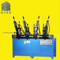 广州德力立式铁线自动弯框机 CNC数控金属线成型机