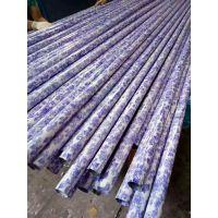 佛山专业定制不锈钢花纹管、304不锈钢青花瓷花纹装饰管