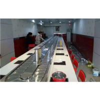 阜阳旋转推车式小火锅 串串香火锅设备销售