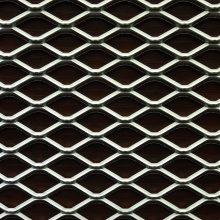 菱型菱形钢板网型号/镀锌菱形钢板网规格【冠成】