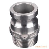现货供应 重型 不锈钢快速接头 轻型不锈钢钢接头 安装方便