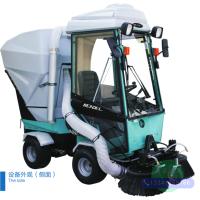 蒙德尔驾驶式扫地车MS1200多功能全天候户外作业车 蒙德尔