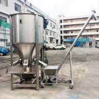 奔凡供应 BF-L1000KG 塑料橡胶粒子干燥搅拌机 不锈钢 立式热风烘料搅拌机