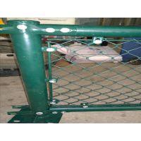临时隔离护栏、移动围栏、浸塑铁丝隔离网、润昂定制、厂家直销