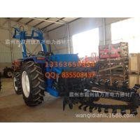 拖拉机带的挖沟机 四轮子开沟机 农用拖拉机开沟机