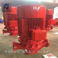 XBD6.0/10G XBD立式消防泵 消防专用增压泵