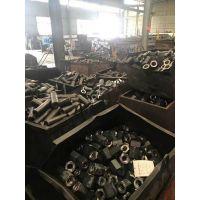 河南安阳预应力张拉设备钢模板专业配套使用精轧螺母