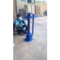 yw液下排污泵50YW18-30-3yw型液下式无堵塞排污泵防腐蚀液下泵