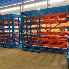 三层阁楼货架 大连货架特点 高位立体仓库