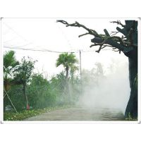 园林景观雾喷冷雾系统工程工厂直接承包安装