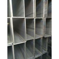 天津方矩管 钢结构用管 Q235B 长度订做 60*120 80*160 100*150