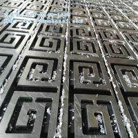 木纹铝窗花规格 广东铝窗花供应商(欧百得)