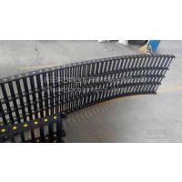 电线电缆保护桥式尼龙拖链