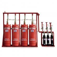 汝州市气体报警器有管网柜式悬挂式七氟丙烷 气溶胶灭火器厂家价格