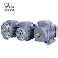 厂家直销GS7124德力电机0.37KW方形电机