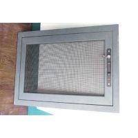 304不锈钢金刚网 不锈钢窗纱 防盗窗纱网