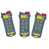 德克厂家供应可充电500米航空插头工业遥控器DK-6S