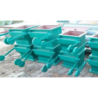 双层重锤翻板卸灰阀在除尘设备中作用及其重要