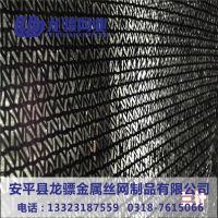 天津防尘网厂家 煤厂盖煤网批发 黑色塑料网