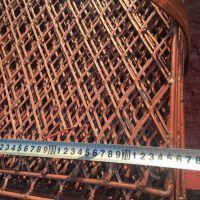 不锈钢防锈漆钢芭网片 围墙方型铁板网厂家【至尚】Q235
