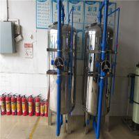 汕头厂家设计生产大型农村村民生活用水过滤净化设备找晨兴定制