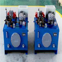 中实重机专业制造提升机TE130/TE131液压站/液压站冗余回路改造