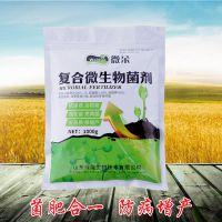厂家直供山东绿陇生物薇朵复合微生物菌剂