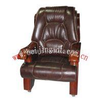 高档老板椅,可调式真皮面高档办公椅,厂家直销。