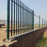 W型、D型欧式护栏、尖桩栅栏、铁艺围栏