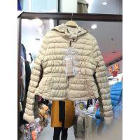 东莞虎门上衣批发女装冬装羽绒服加厚棉服时尚女装工厂直销一手货源批发