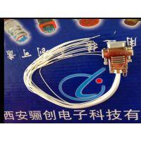 骊创矩形连接器J30J-15TJK1-A3插头插座