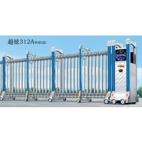 黑龙江绥化地区电动伸缩门厂家直销,款式新颖,售后保障
