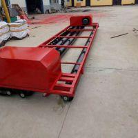 贵州地区直供三滚轴摊铺机 长度定制支持各种加工定制