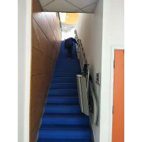 内蒙古液压升降机 斜挂曲线残疾人电梯启运图纸设计楼梯爬升机销售抚顺市