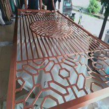 艺术古典铝艺屏风 精雕细造装饰客厅餐厅屏风 屏风价格