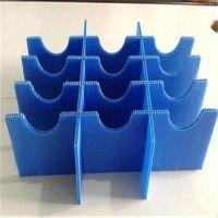 中山源头厂家长期供应新料蓝色中空板刀卡黑色隔板 环保耐用价钱合理