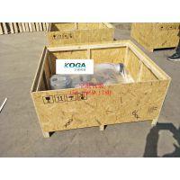 枣庄地区发动机设备出口欧美地区专用木箱,欧松板木箱,厂家直销