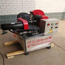抛光研磨设备欧赛厂家销售圆管外圆抛光机 镜面拉丝机