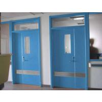 潍坊市安丘医院学校门幼儿园专用门达衢干漆品牌实木复合木门