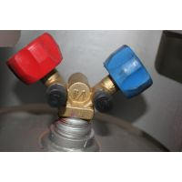 qishanr QF-13Y钢瓶阀 制冷剂钢瓶阀门