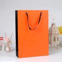 然诺纸塑 海盐手提纸袋定做公司/手提袋生产制作厂家/海盐手提袋设计印刷公司报价