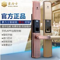 国内十大智能门锁品牌D1880F,电子智能锁,豪力士品牌锁供应商