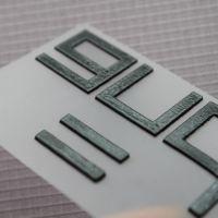东莞寮步硅胶热转印烫标 硅胶烫画标 雷帛尔服装辅料