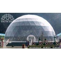 北京大型球形帐篷制造厂家_赛尔特球形篷房